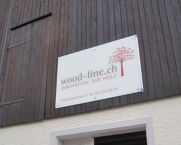wood-line - Aussenansicht